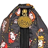 The Harry Potter Zipper Pull on JuJuBe's Bags in Cheering Charms