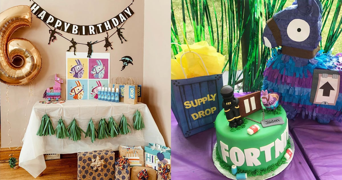 Fortnite Birthday Party Ideas For Tweens And Teens