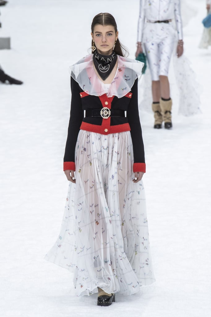 Chanel Fall 2019 Runway Pictures Popsugar Fashion Photo 50