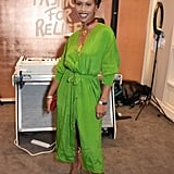 IAMDDB at the Fashion For Relief Charity Pop-Up Store