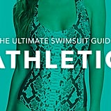 Athletic: You're more straight up-and-down and have fewer curves, like Cameron Diaz, Jessica Biel, and Jennifer Aniston. What to look for: The name of the game is playing up your curves with styles that flaunt your frame. Suits with less coverage help to create the illusion of a shapelier figure. Tips and tricks from fit and style experts for Everything but Water:  Tops or bottoms with bold prints, ruffles, and embellishments add intrigue and feminine flair and can create the appearance of more curve at top and bottom. Monokinis create fabulous curves, as do one-pieces with slashes or strategically placed cutouts. The smaller the swimsuit bottom, the fuller and curvier the derriere appears. Tie-side bikini bottoms enhance curves and adjust perfectly to your size.