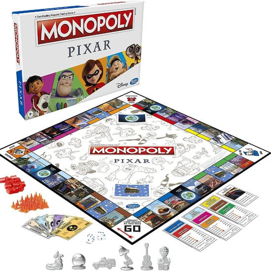 Shop the New Monopoly: Pixar Edition Board Game For Kids