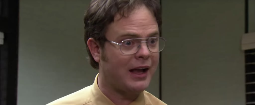 "Video Montage of Dwight Saying ""Michael"" on The Office"