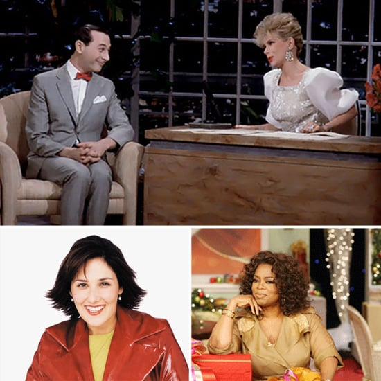 From Joan to Oprah: 10 Types of Female Talk Show Hosts