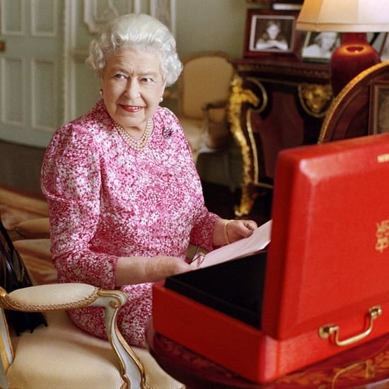 Pictures of Queen Elizabeth II in Her 90s