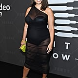 Ashley Graham at the Savage x Fenty New York Fashion Week Show