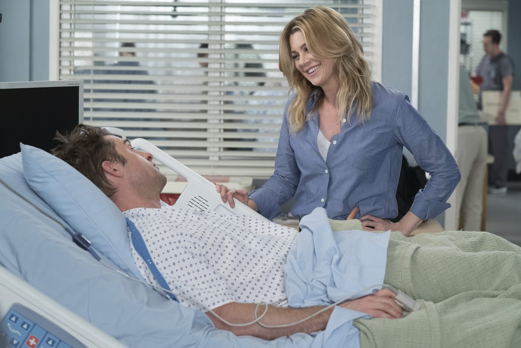 Meredith in Grey's Anatomy