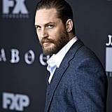 Tom Hardy Is the UK's Hottest Celebrity