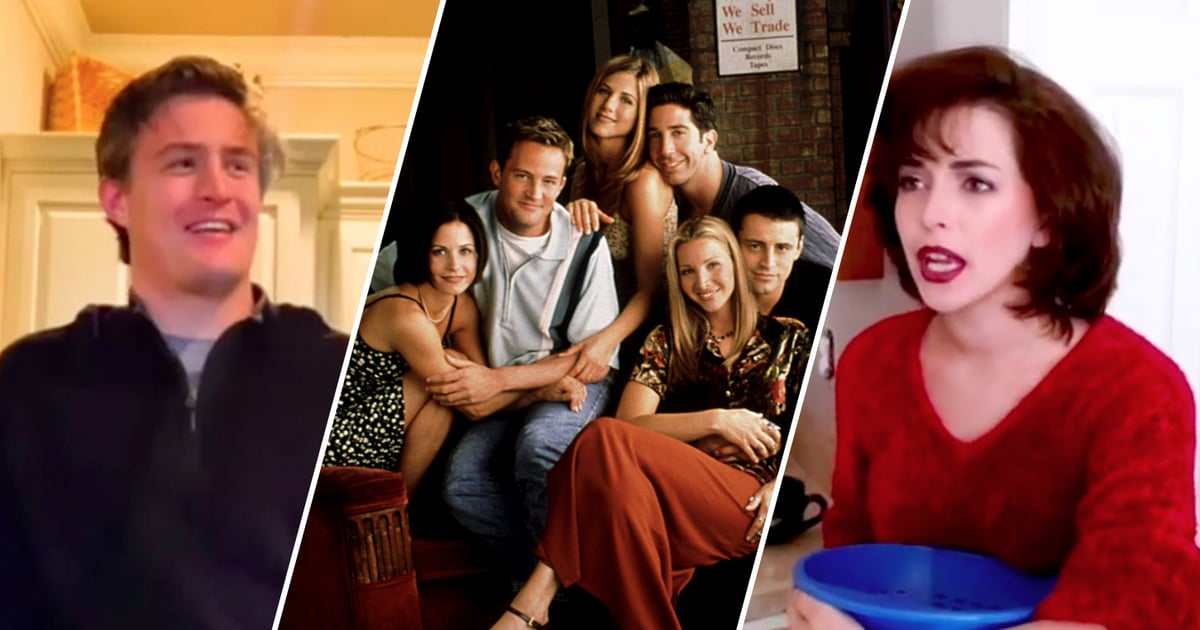 These TikTokers Look Just Like the Cast of Friends, and They Perfectly Re-Created a Scene