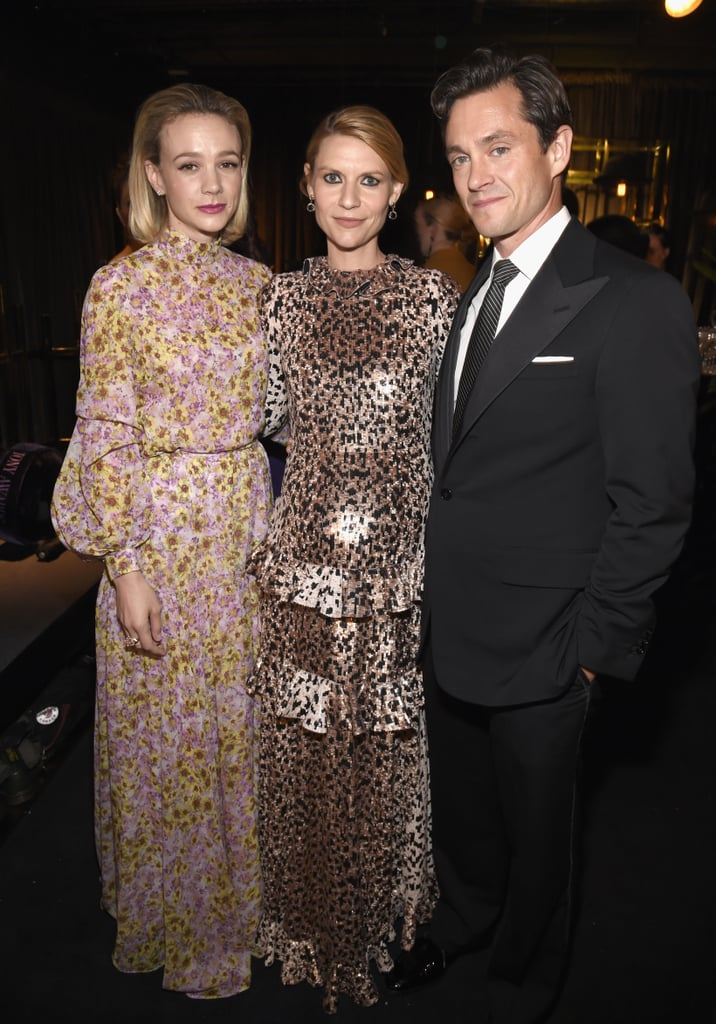 Carey Mulligan, Claire Danes, and Hugh Dancy