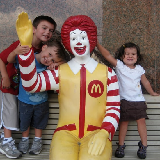 Should I Let My Kid Have McDonald's?
