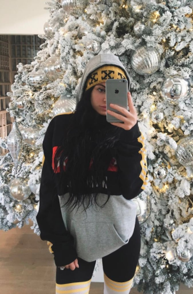 Kylie Jenner Christmas Decorations 2016