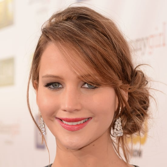 Jennifer Lawrence's Hair at the Critics' Choice Awards