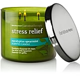 Bath & Body Works Aromatherapy Stress Relief 3-Wick Candle