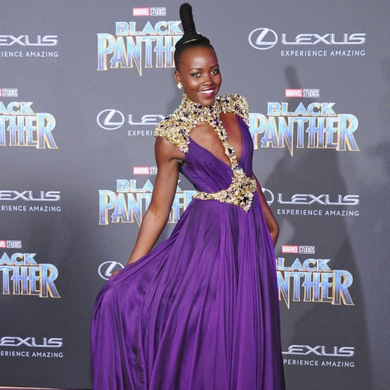 Lupita Nyong'o Workouts For Black Panther