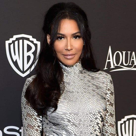 Naya Rivera Shows Off Her Pregnancy Physique in a Sexy Instagram