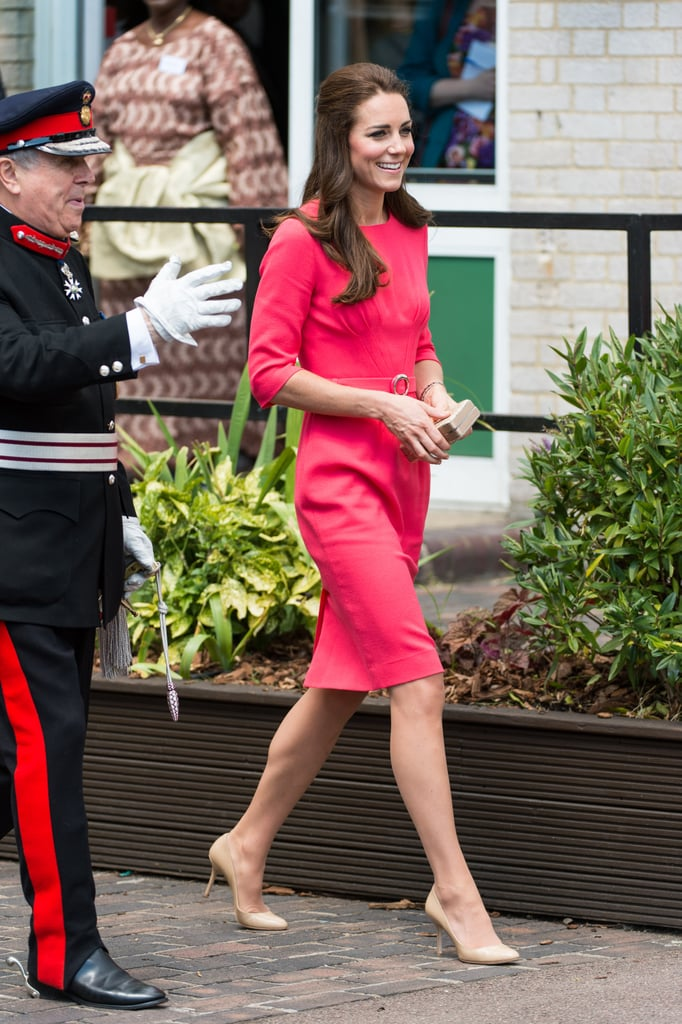 Kate Middleton's Pink Dress