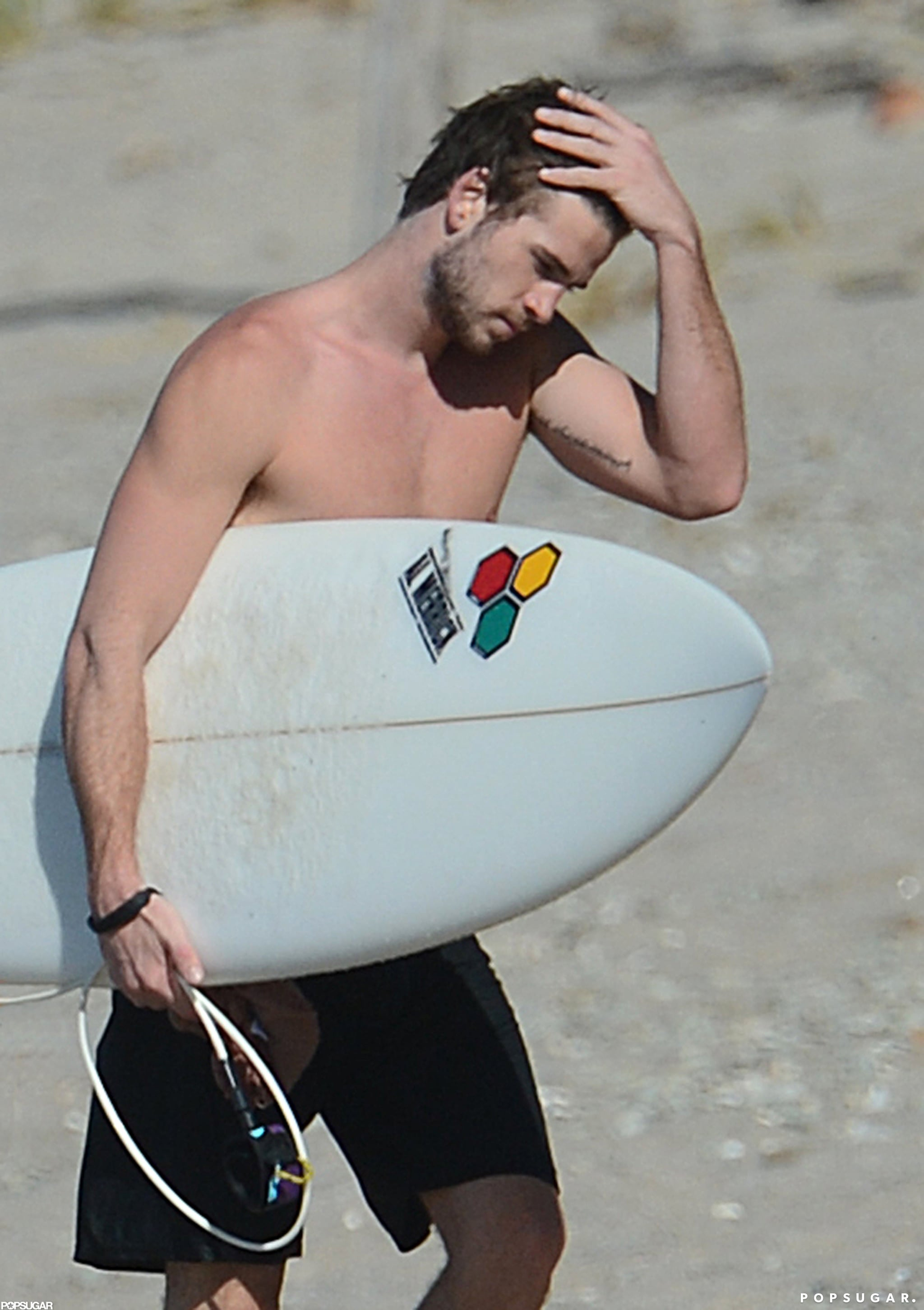 Liam Hemsworth Tattoo