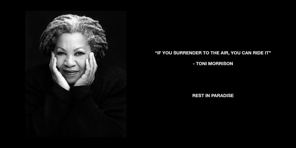 Beyoncé's Tribute to Toni Morrison