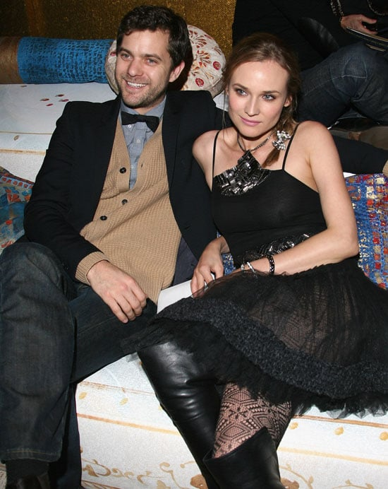Pictures of Diane Kruger and Josh Jackson