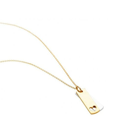 Necklace, $385, Jan Logan