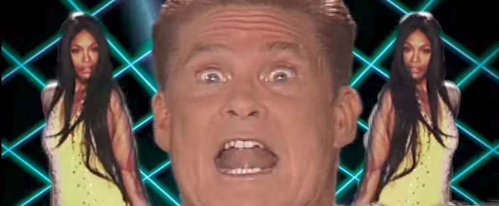 This Guardians of the Galaxy 2 Music Video Stars David Hasselhoff and It's Just . . . Wow