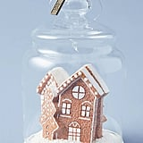 Gingerbread Cloche Ornament