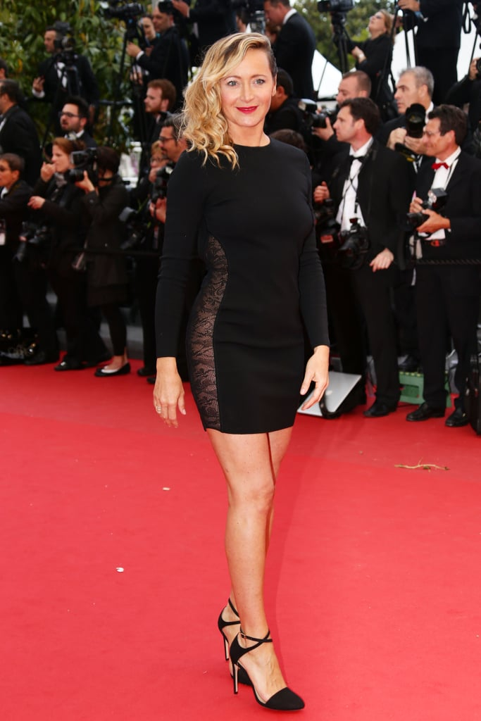 Julie Ferrier: Cannes, May, 2013