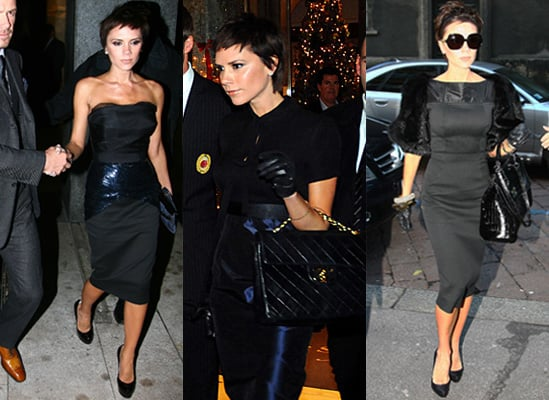 Photos Of Victoria Beckham In Milan