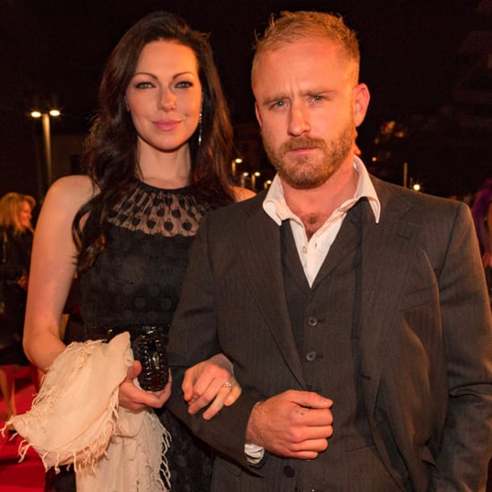 Laura Prepon and Ben Foster at Inferno Premiere October 2016