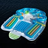 Sun Pleasure Inflatable 7-Person Pool Float
