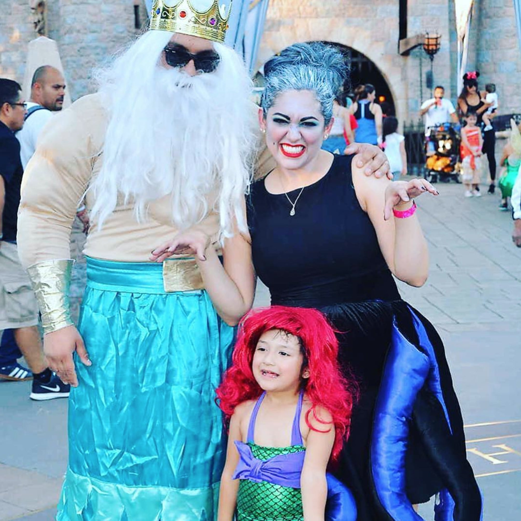 family of 3 halloween costumes popsugar family