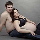 Need a great idea for a maternity photo shoot?