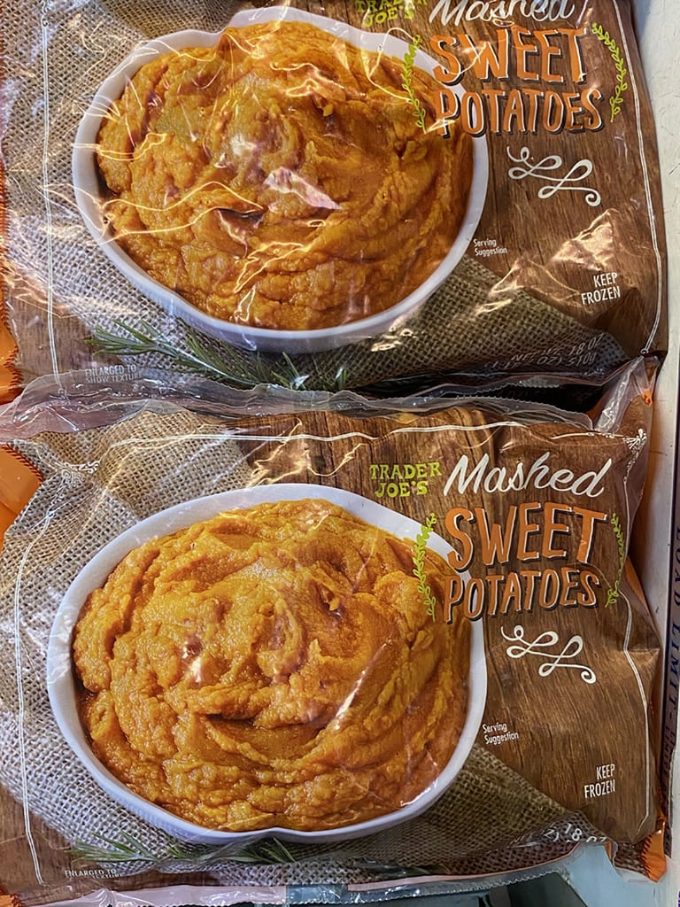How Much Do Trader Joe's Frozen Mashed Sweet Potatoes Cost?