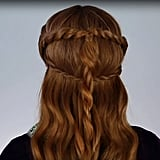 Sansa Hair Evolution 3