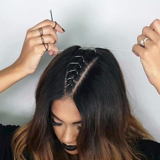 Corset Braid Hairstyle Trend