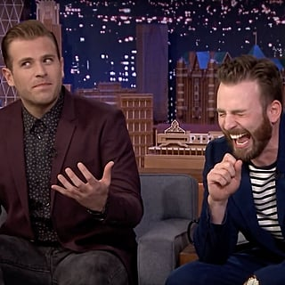 Chris Evans Told His Brother Scott's Most Embarrassing Story, Because Siblings Really Are the Worst