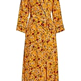 Hugo Kerlina Floral Wrap Maxi Dress