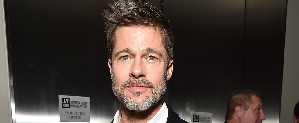 Brad Pitt Was Involved in a Minor Car Accident in Los Angeles