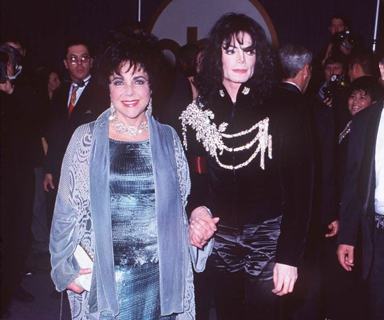 Michael and Elizabeth Taylor — seen here at her birthday celebration in 1997 — had a special bond.