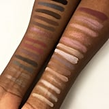 Sephora Pro Cool Eye Shadow Palette Swatches