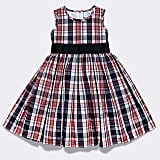 Baby CZ Madras Dress ($139)