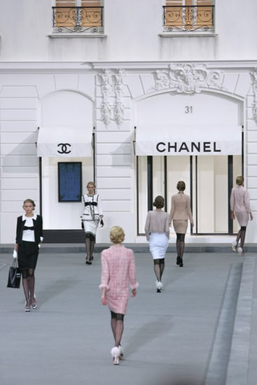 Luxury Labels Make Cuts for Credit Crunch