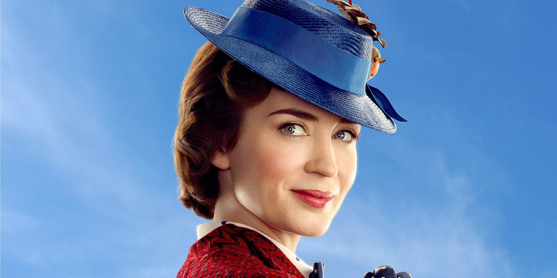 Photos of Emily Blunt as Mary Poppins for Disney sequel