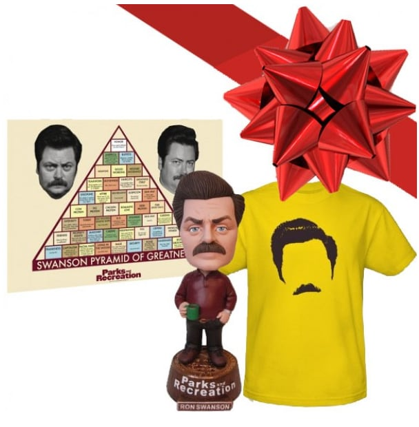 Parks and Recreation Gift Set ($50, originally $72)