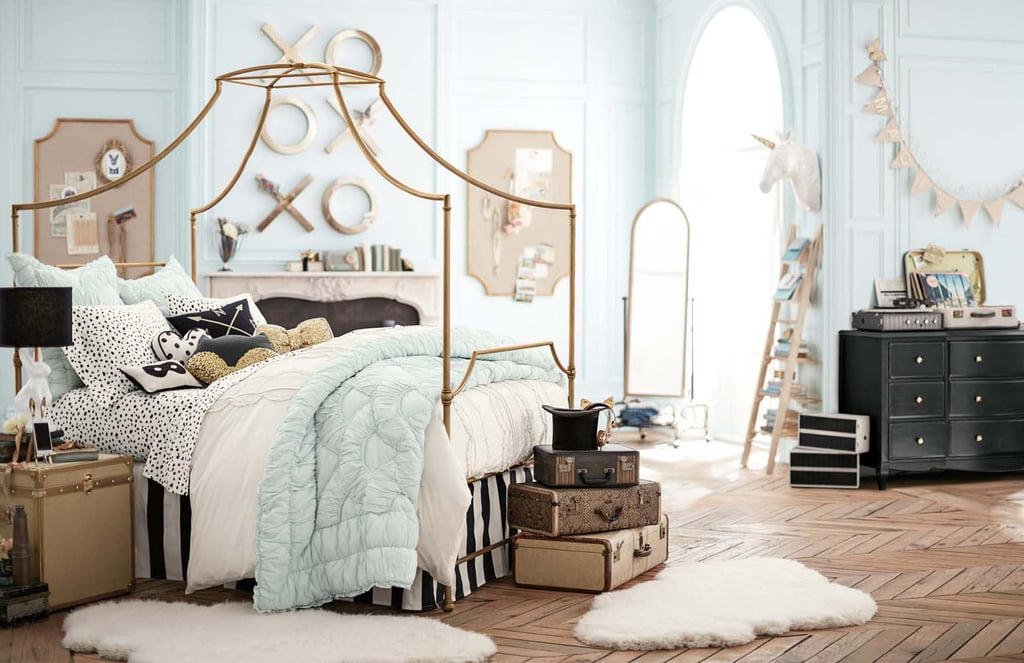 Emily Meritt Collection At Pottery Barn Teen Must Have Sept - Pottery barn teenagers