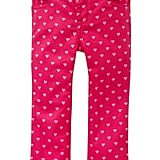 Gap Heart-Printed Jeans ($35)