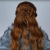 Sansa Hair Evolution 4