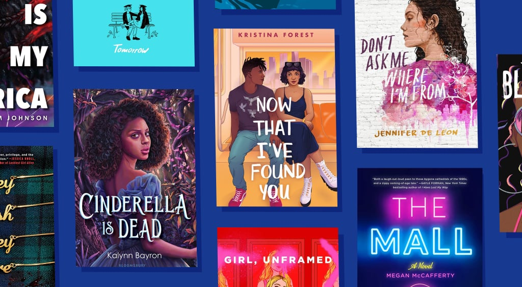 YA Books Coming Out in Summer 2020