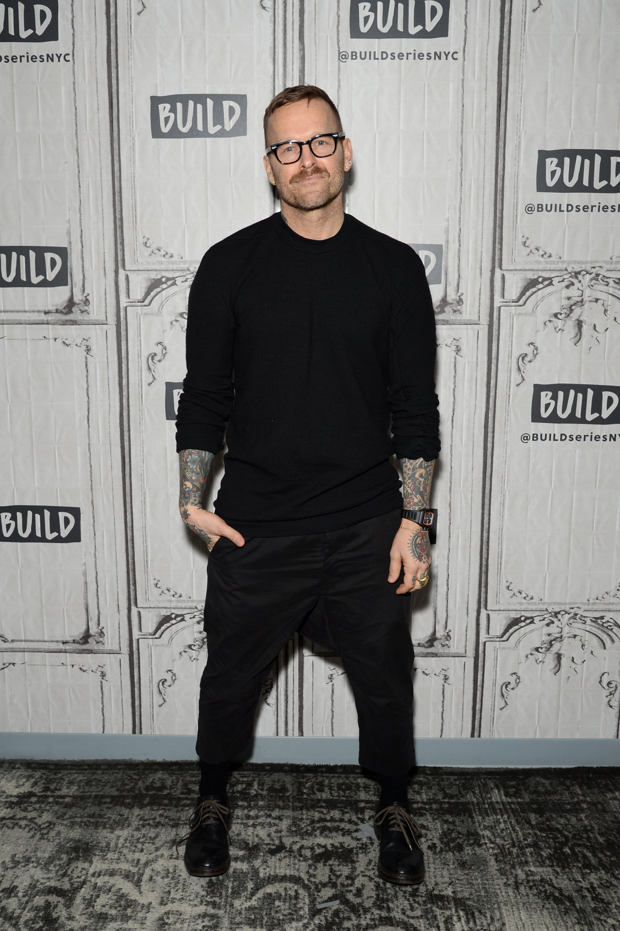 NEW YORK, NY - JANUARY 24:  Bob Harper attends the Build Series to discuss his new book 'The Super Carb Diet: Shed Pounds, Build Strength, Eat Real Food' at Build Studio on January 24, 2018 in New York City.  (Photo by Andrew Toth/Getty Images)